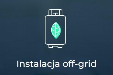 instalacja off grid czy on grid, który system fotowoltaiki wybrać